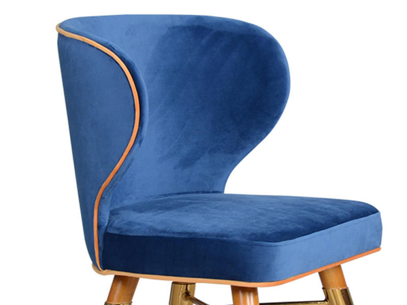 Uptop Furnishings club chair free design for bank-2