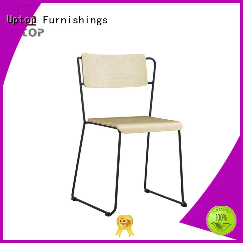 Uptop Furnishings executive industrial chairs bulk production for cafe