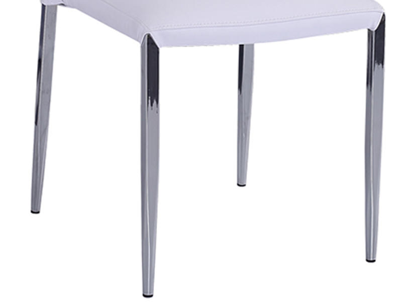 Uptop Furnishings-Find Industrial Leather Dining Chairs Restaurant Metal Chair From Uptop-2