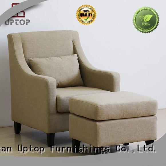 Uptop Furnishings modern design lounge chair bulk production for bar