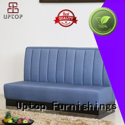 Uptop Furnishings restaurant booth seating buy now for airport