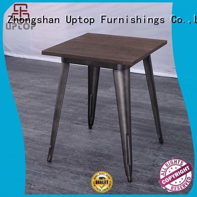 round top rectangular OEM dining table Uptop Furnishings