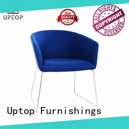 wood upholstered dining room chairs leather for airport Uptop Furnishings
