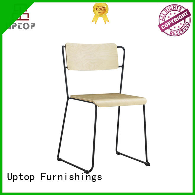 Uptop Furnishings Luxury industrial dining chairs bulk production