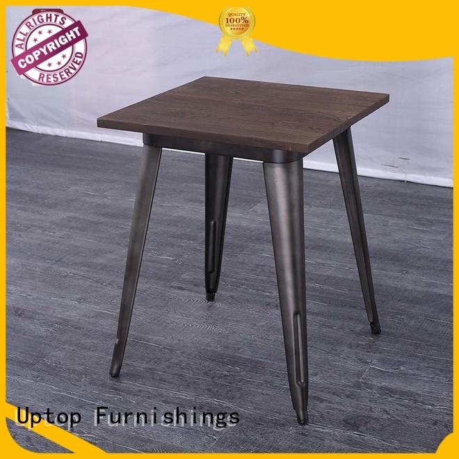laminate contemporary dining table round for office Uptop Furnishings
