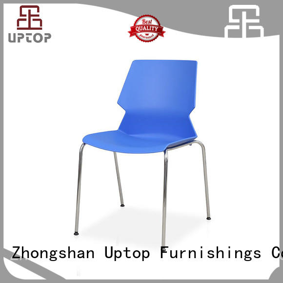 Uptop Furnishings frame relax chair plastic bulk production for public